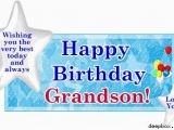 Free Animated Birthday Cards for Grandson Grandson Birthday Clip Art Happy Birthday Grandson