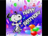 Free Animated Birthday Cards for Her Animation Happy Birthday Wallpaper Picture Free Download