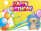 Free Animated Birthday Cards for Kids Happy Birthday Images Wishes Pictures Photos and