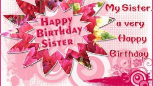 Free Animated Birthday Cards for Sister Birthday Wishes for Sister Pictures Images Graphics for