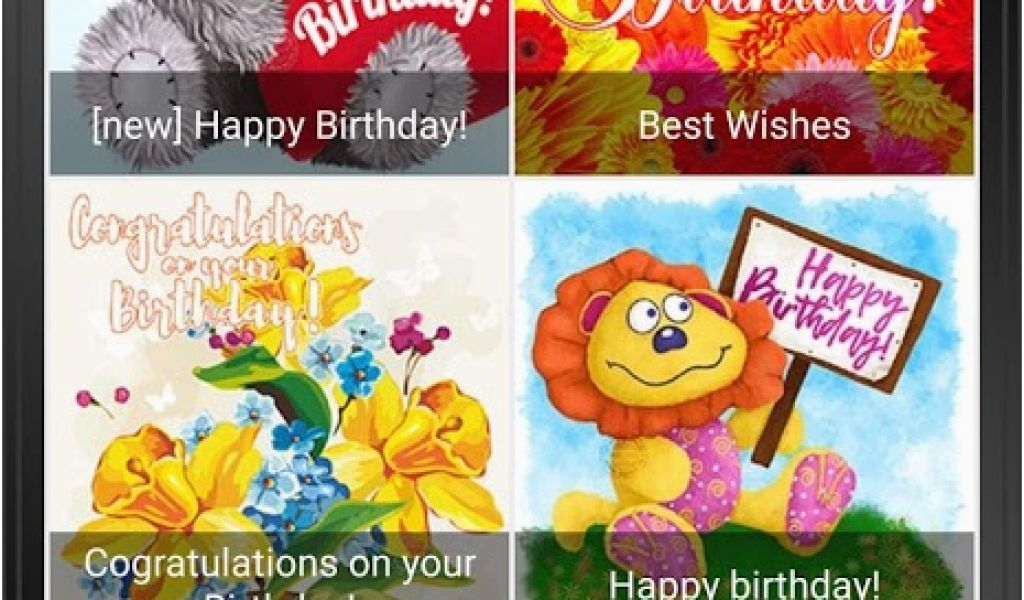 Free Apps For Birthday Invites Cards App Android