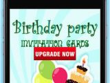 Free Apps for Birthday Invites the Best Birthday Invitation and Greeting Cards