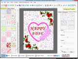 Free Birthday Card Maker with Photo Birthday Cards Maker software Design Printable Birth Day