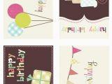 Free Birthday Card Printouts Happy Birthday Printables Birthdays Pinterest