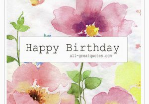 Free Birthday Cards Facebook On