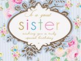 Free Birthday Cards for A Sister Great Sister Birthday Card Stephanie Rose Cardspark