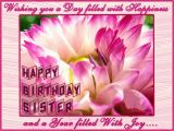 Free Birthday Cards for A Sister Happy Birthday Sister Greeting Cards Hd Wishes Wallpapers