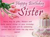 Free Birthday Cards for A Sister Happy Birthday Wishes for Sister Wordings and Messages