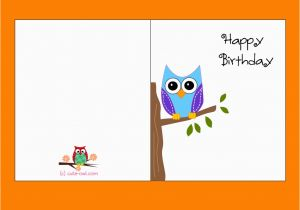 Free Birthday Cards For Children Printable Kids Card Design Ideas