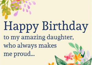 Free Birthday Cards For Daughters 69 Wishes Daughter
