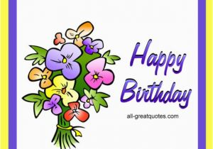Free Birthday Cards For Facebook Friends Wall Card Happy Bro