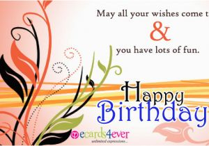 Free Birthday Cards For Friends With Music Compose Card Animated Wishes