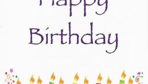 Free Birthday Cards for Printing at Home Free Birthday Cards Print at Home Happy Birthday Bro