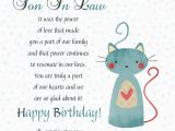 Free Birthday Cards for son In Law Funny son In Law Quotes Quotesgram