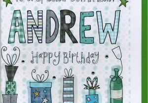 Free Birthday Cards For Son In Law Personalised Card By Claire Sowden