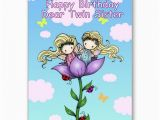 Free Birthday Cards for Twins Happy Birthday Wishes and Quotes for Your Sister Holidappy