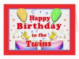 Free Birthday Cards for Twins Twin Girls Birthday Quotes Quotesgram