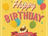 Free Birthday Cards Templates 21 Birthday Card Templates Free Sample Example format