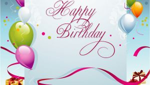 Free Birthday Cards Templates 40 Free Birthday Card Templates Template Lab
