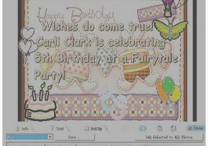 Free Birthday Cards To Email With Music Luxury Greeting