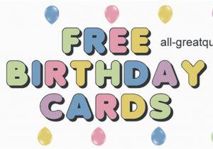 Free Birthday Cards To Send On Facebook Invitation