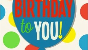 Free Birthday Cards to Send Online Send Free Birthday Card Happy Birthday