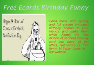 Free Birthday E Cards Online Funny Ecards