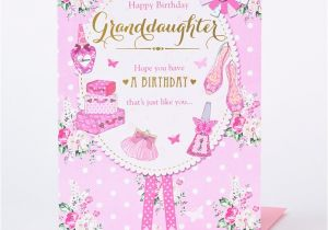 Free Birthday Greeting Cards For Granddaughter Card Really Fab Only 89p