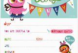 Free Birthday Invitation Maker with Photo Kids Birthday Invite Template Birthday Invitation Maker
