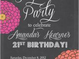 Free Birthday Invitation Templates for Adults 8 Best Images Of Printable Party Invitations for Adults