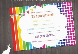 Free Birthday Invitations Maker Printable Invitation Freepsychiclovereadings Com