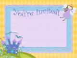 Free Birthday Template Invitations Free Birthday Party Invitations Bagvania Free Printable