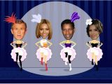 Free Dancing Birthday Cards with Faces Animated Christmas Cards with Your Face