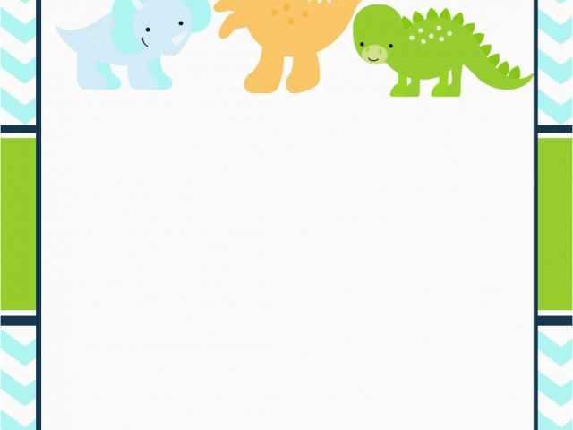 photograph about Dinosaur Party Invitations Free Printable named Cost-free Dinosaur Birthday Celebration Invitation Template Cost-free