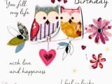 Free E Birthday Cards for Wife Lovely Wife Birthday Greeting Card Cards Love Kates
