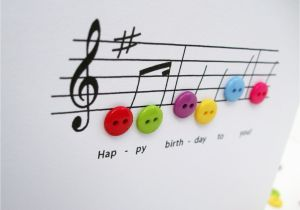 Free E Birthday Cards With Music Happy Card Button Notes