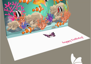 Free Ecard Birthday Cards Personalized 3d Pop Up Ecards Tridivi