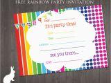 Free Editable Birthday Invitations 9 Beautiful Free Editable Birthday Invitation Templates