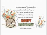 Free Email Birthday Cards for Sister Free Birthday Cards for Facebook Online Friends Family