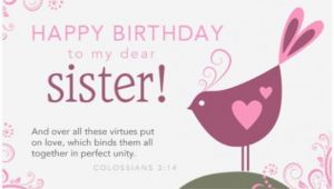 Free Email Birthday Cards for Sister Free Dear Sister Ecard Email Free Personalized Birthday