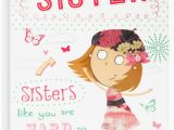 Free Email Birthday Cards for Sister Sister Birthday Greetings Card Funny Humour Joke