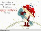 Free Email Birthday Cards Funny with Music Fun Birthday Pop song Free songs Ecards Greeting Cards