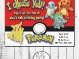 Free Evites Birthday Invitations Pokemon Birthday Invitation orderecigsjuice Info