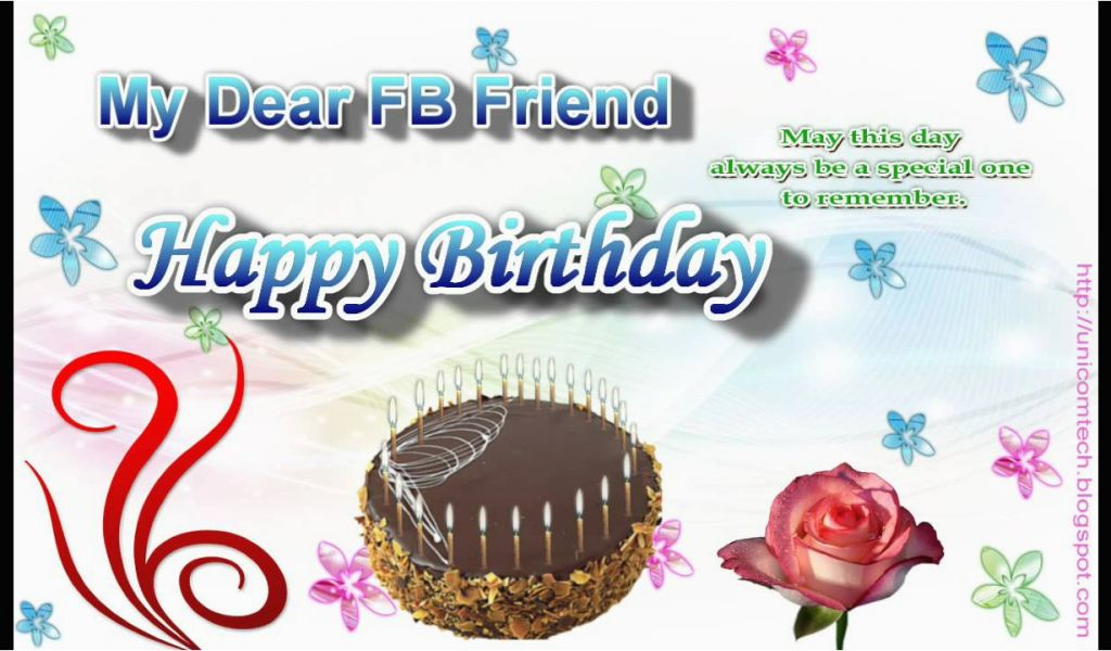 Download By SizeHandphone Tablet Desktop Original Size Back To Free Fb Birthday Cards