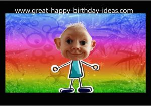 Free Funny Animated Birthday Cards Online Facebook Happy Birthday Wishes to You Youtube