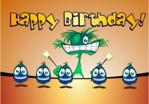 Free Funny Animated Birthday Cards Online Free Funny Happy Birthday Ecards Happy Birthday Wishes