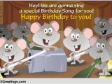 Free Funny Animated Birthday Cards With Music A Special Song Songs Ecards Greeting