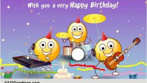 Free Funny Animated Birthday Cards with Music Birthday songs Cards Free Birthday songs Ecards Greeting