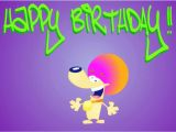 Free Funny Singing Email Birthday Cards