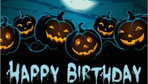 Free Halloween Happy Birthday Banner Items Similar to Halloween themed Quot Happy Birthday Quot Banner